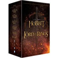 Middle Earth Collection - The Lord Of The Rings Trilogy / The Hobbit Trilogy (DVD)