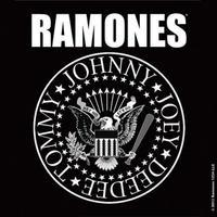 Ramones – Presidential Seal Individual Coaster