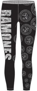 Ramones – Presidential Seal Leggings (M – L) - Cover