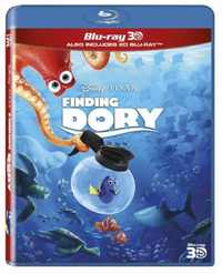 Finding Dory (3D Blu-ray) - Cover