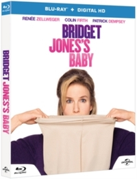 Bridget Jones's Baby (Blu-ray) - Cover