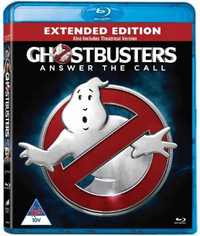 Ghostbusters (2016) (Blu-ray) - Cover