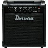 Ibanez IBZ10GV2 IBZ Series 10 watt 6.5 Inch Electric Guitar Amplifier Combo (Black)