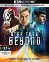 Star Trek: Beyond (Region A - 4K Ultra HD + Blu-Ray)