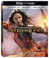 The Hunger Games: Catching Fire (Region A - 4K Ultra HD + Blu-ray)