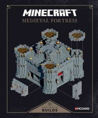 Craig Jelley - Medieval Fortress (Hardcover) - Cover