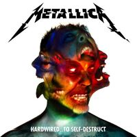 Metallica - Hardwired...To Self-Destruct (CD) - Cover