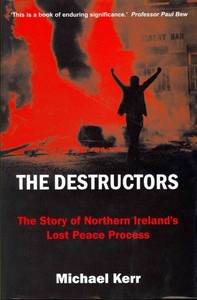 The Destructors - Michael Kerr (Hardcover) - Cover