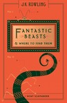 Fantastic Beasts & Where to Find Them - Newt Scamander (Hardcover) Cover