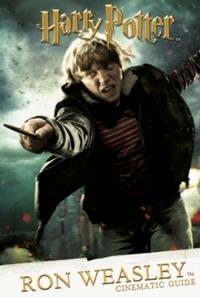 Cinematic Guide: Ron Weasley - Scholastic (Hardcover) - Cover