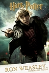 Cinematic Guide: Ron Weasley - Scholastic (Hardcover) Cover