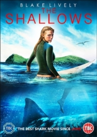 Shallows (DVD) - Cover
