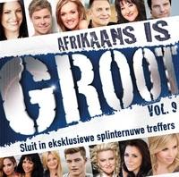 Various Artists - Afrikaans Is Groot Vol.9 (CD) - Cover