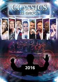 Various Artists - Classics Is Groot 2016 (DVD) - Cover