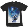 Star Wars Rogue One – Jyn X-Wing 01 Mens Black T-Shirt (Small)