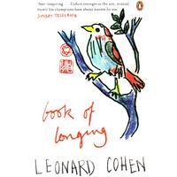 Book of Longing - Leonard Cohen (Paperback)