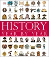 History Year By Year - Dk (Hardcover)