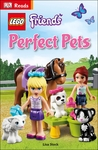 Lego (R) Friends Perfect Pets - Lisa Stock (Hardcover)