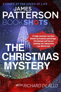 Christmas Mystery - James Patterson (Paperback) - Cover