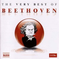 Beethoven - The Very Best of (CD) - Cover
