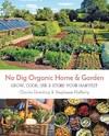 No Dig Organic Home & Garden (Paperback)