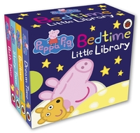 Peppa Pig: Bedtime Little Library (Board book) - Cover