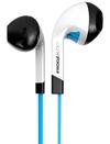 iFrogz InTone 2.0 Earphones with Mic - Blue