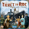 Ticket to Ride - Rails & Sails (Board Game)