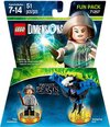 LEGO Dimensions: Fantastic Beasts and Where to Find Them Fun Pack (For PS3/PS4/Xbox 360/Xbox One) Cover