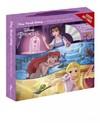 Disney Princess Read-Along Storybook - Disney Book Group (Paperback)