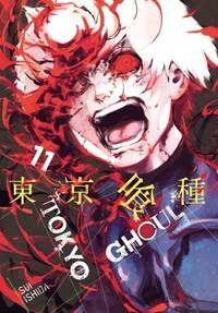 Tokyo Ghoul Vol. 11 - Sui Ishida (Paperback) - Cover