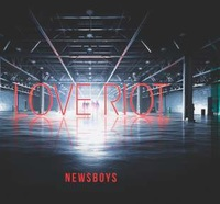 Newboys - Love Riot (CD) - Cover