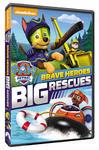 Paw Patrol: Brave Heroes, Big Rescues (DVD)