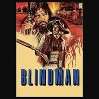 Blindman (Region 1 DVD) - Cover
