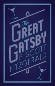Great Gatsby - F. Scott Fitzgerald (Paperback) - Cover