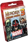 Munchkin - Marvel 3: Cosmic Chaos (Card Game)