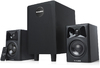 M-Audio AV32.1 Active Compact Desktop Speakers with Subwoofer (Black)