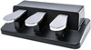 M-Audio SP-Triple Keyboard Foot Pedal (Black)