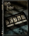 Harry Potter and the Prisoner of Azkaban (DVD) Cover