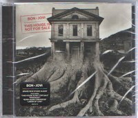 Bon Jovi - This House Is Not For Sale (CD) - Cover