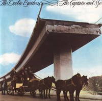 Doobie Brothers - The Captain and Me (CD) - Cover