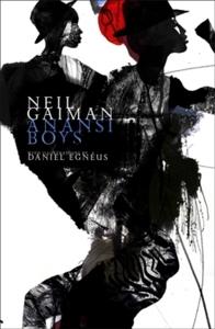 Anansi Boys - Neil Gaiman (Hardcover) - Cover