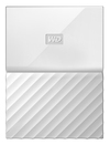 WD - My Passport 1TB External Hard Drive USB 3.0 (3.1 Gen 1) 2.5 inch - White