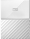 WD - My Passport 4TB External Hard Drive USB 3.0 (3.1 Gen 1) 2.5 inch - White