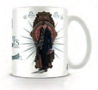 Fantastic Beasts - Newt Boxed Mug - Cover