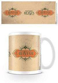 Fantastic Beasts - Obliviate Boxed Mug - Cover