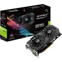 ASUS - ROG Strix NVIDIA GeForce GTX 1050 Ti OC edition 4GB GDDR5 Graphics Card