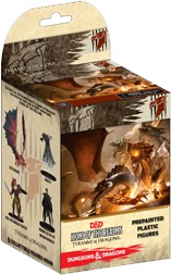 Dungeons & Dragons - Miniature Figurines: Icons of the Realms: Tyranny of Dragons Booster Brick (8 Booster) (Miniatures) - Cover