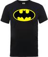 Batman Logo Boys Black T-Shirt (12 - 13 Years)