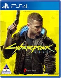 Cyberpunk 2077 (PS4) - Cover